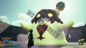 Sora and the Watermelon Flan.