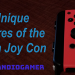 7 Unique Features of the Switch Joy Con