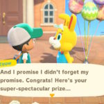 All About Animal Crossing: New Horizons' Bug-Offs!