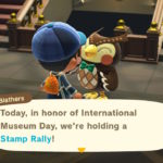 Celebrate International Museum Day with Animal Crossing: New Horizons' Stamp Rally Event!